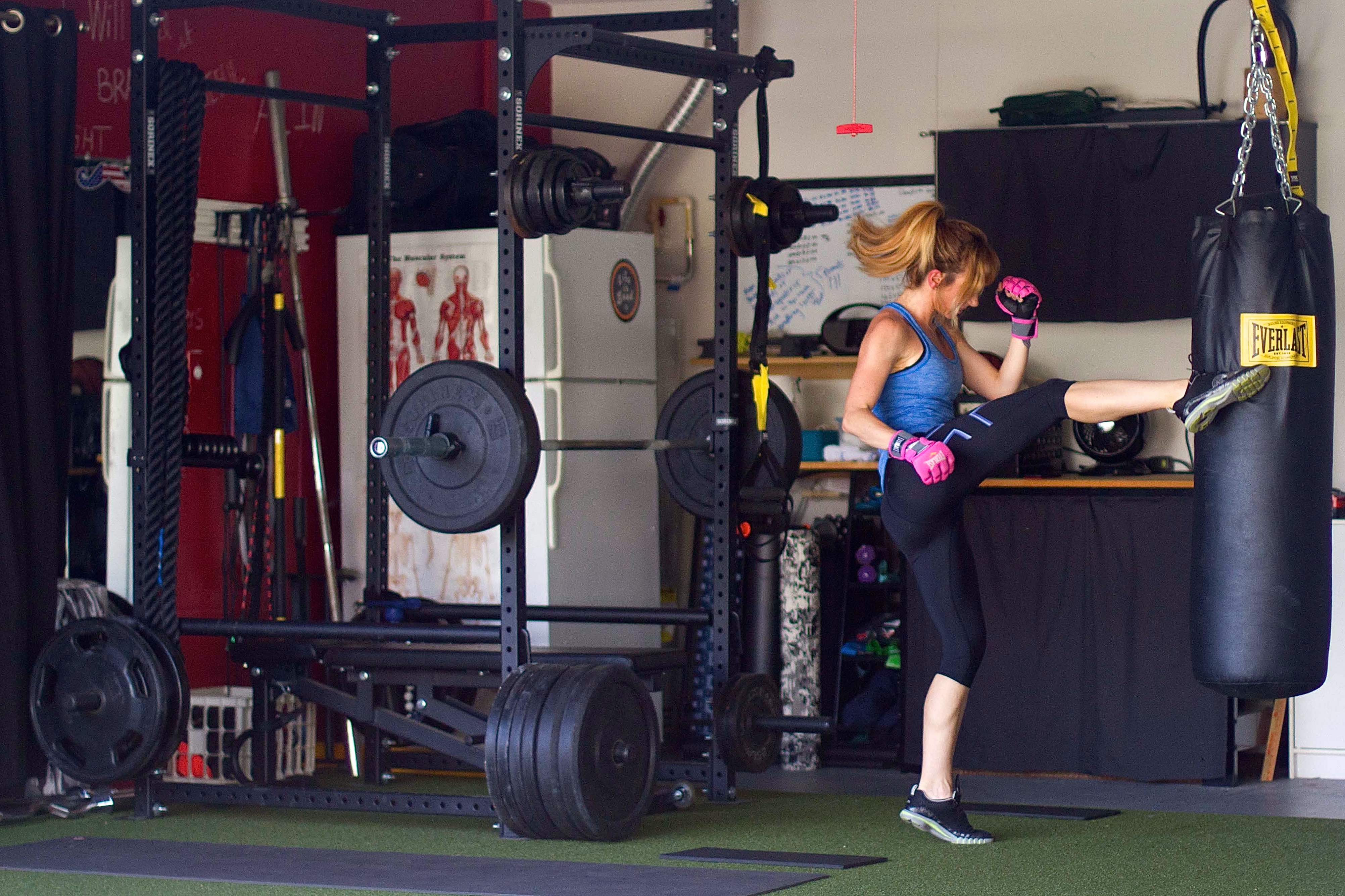 Garage gym evolution creating the ultimate home training space